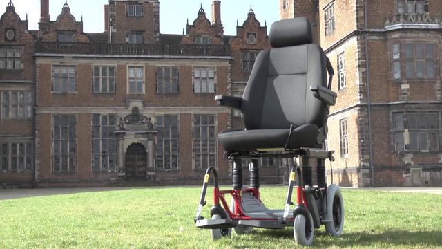 Carony Classic transport wheelchair