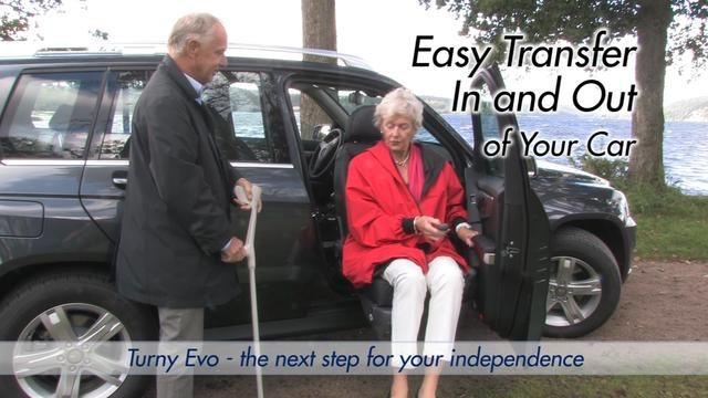 Turny Evo seat lift