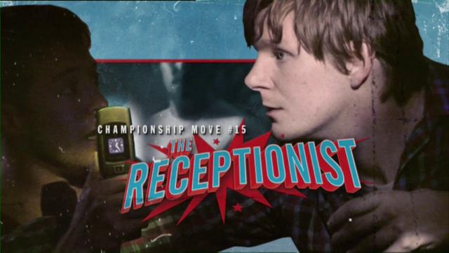 The Receptionist (TVC)