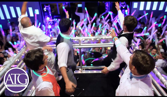 Charlotte Prom DJ rocks the dance floor for Lake Norman High School