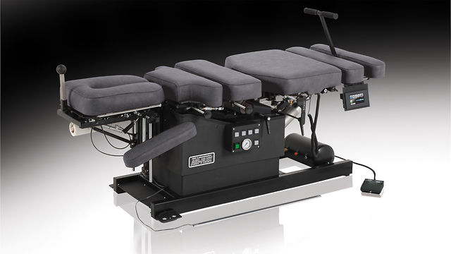 Hill Air Flex Flexion Distraction Chiropractic Table On Vimeo