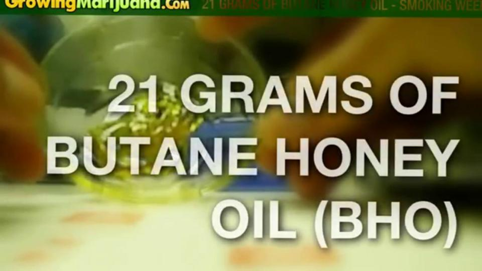 how to make weed oil with butane