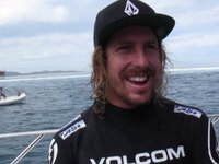 Volcom Fiji Pro: Coleborn Claims Kelly