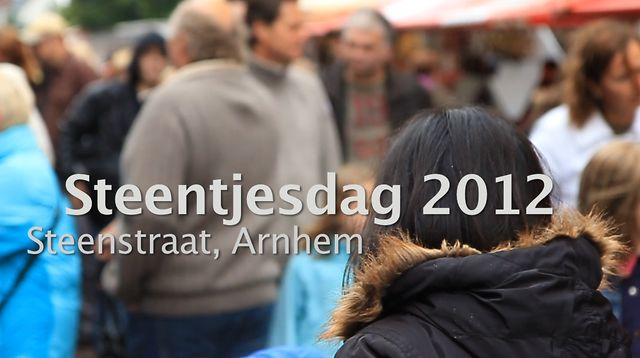 Steentjesdag 2012