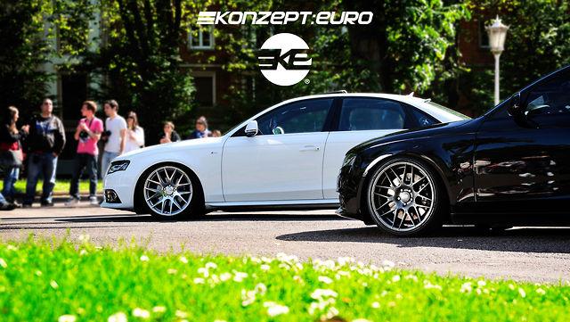 Audi A4 B8 Quot Black Amp White Quot On Vimeo