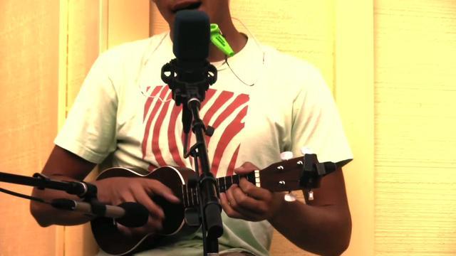 """Ricky Rodriguez """"BFF Not GF(F)"""" (3 of 5) Ukulele & Kazoo Music"""