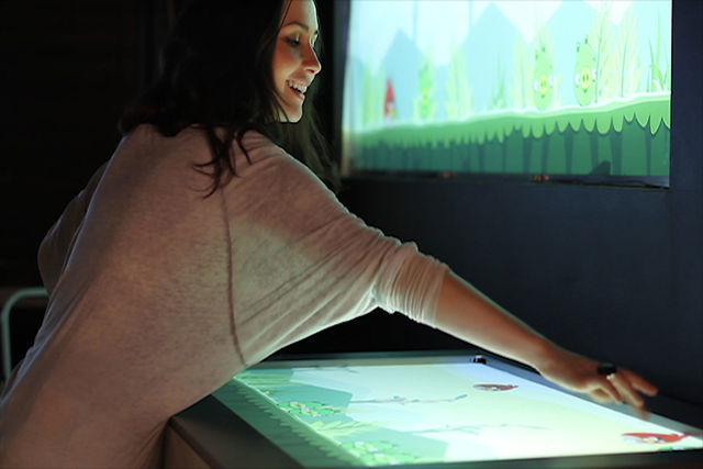 Multiple Touchscreen Targeting