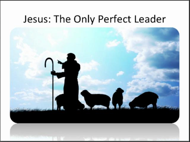 Image result for leader jesus