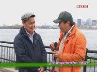 """""""Америкийн өнгө"""" ТВ нэвтрүүлэг, Монреаль ба Оттава хотууд, Канад-4 (2012-06-05)"""