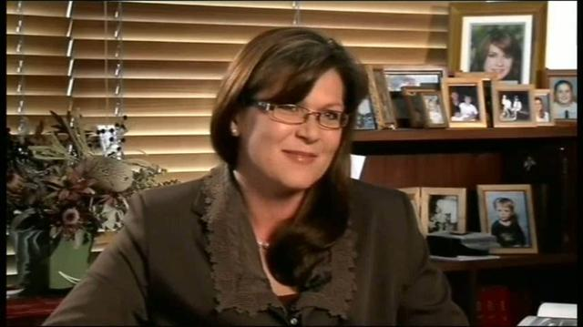 Viewpoint - Senator Kate Lundy and Laurie Wilson