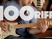 100 Riffs (A Brief History of Rock N' Roll)