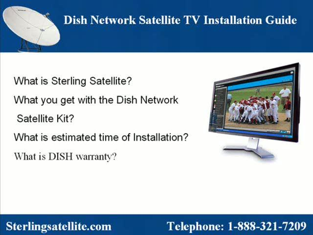 dish network satellite tv installation guide on vimeo