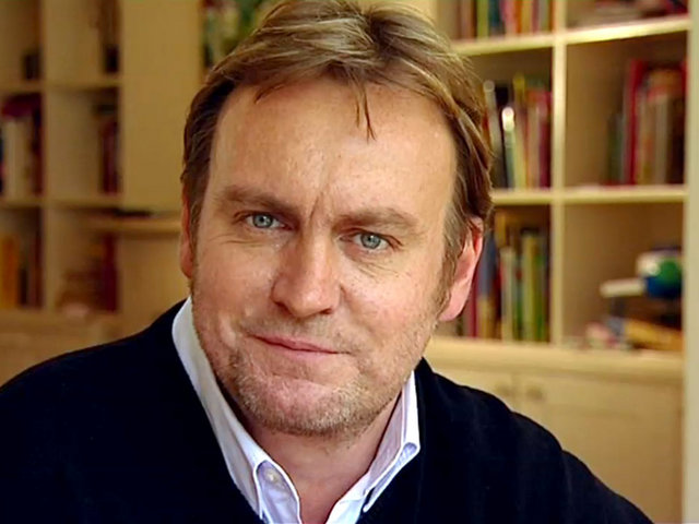 Philip Glenister introduces the Child's i Foundation