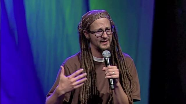 A Prayer Liturgy Experience | Shane Claiborne
