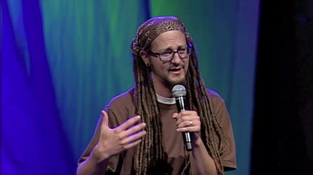 A Prayer Liturgy Experience | Shane Claiborne