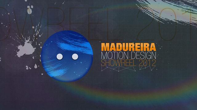 Madureira Motion Design Showreel 2012