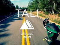 Longboarding: TALI - Memorial 2012