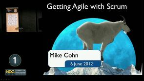Mike Cohn - Getting Agile with Scrum