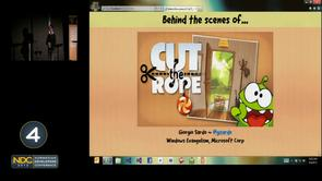 Giorgio Sardo - Cut The Rope: from iOS to HTML5 to Windows 8