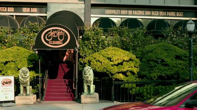 Experience Jeff Ruby's Steakhouse, Louisville