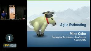 Mike Cohn - Agile Estimating