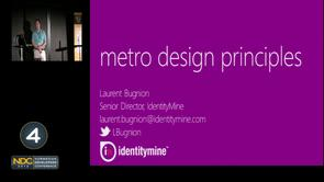 Laurent Bugnion - Metro Design Principles
