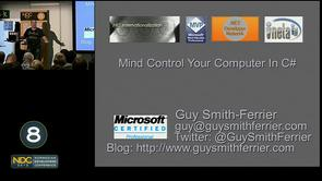 Guy Smith-Ferrier - Mind Control Your Computer In C#: Natural User Interfaces Through The Power Of Thought