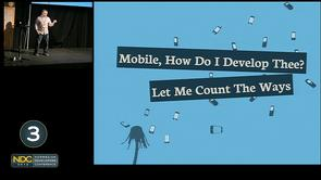 James Hughes - Mobile, How Do I Develop Thee? Let Me Count the Ways