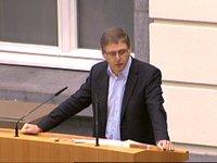 Lode Vereeck over Uplace en de cohesie binnen de Regering