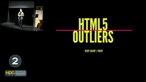 Remy Sharp - The Outliers of HTML5
