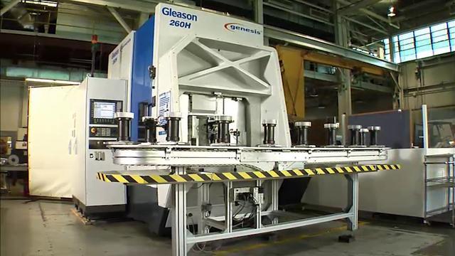 Gleason 260H Genesis