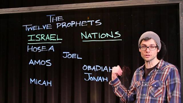 Bible in Five: The Minor Prophets Part 1 | Blackhawk Church