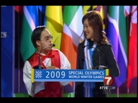 2009 World Winter Games Opening Ceremony