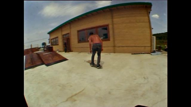 Techramps in Greece - ride & building
