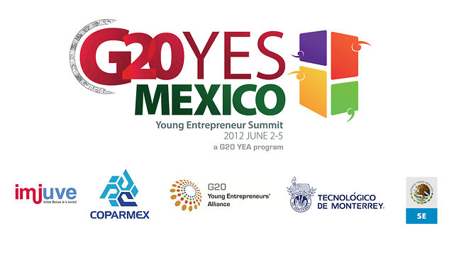 G20 Young Entrepreneur Summit - Mexico 2012