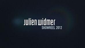 Julien Widmer / Showreel 2012