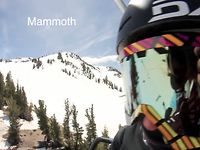 Till Matti @ Mammoth Mountain 2012