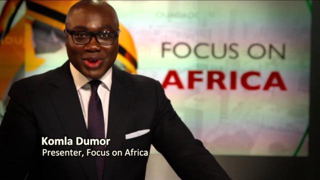 Focus on Africa magazine - Ernest Bai Koromas Attitude