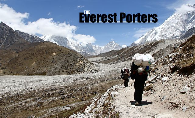 The Everest Porters