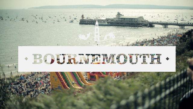 Welcome to EF Bournemouth