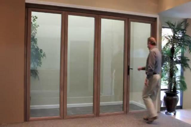 Folding Patio Doors Folding Exterior Doors Folding