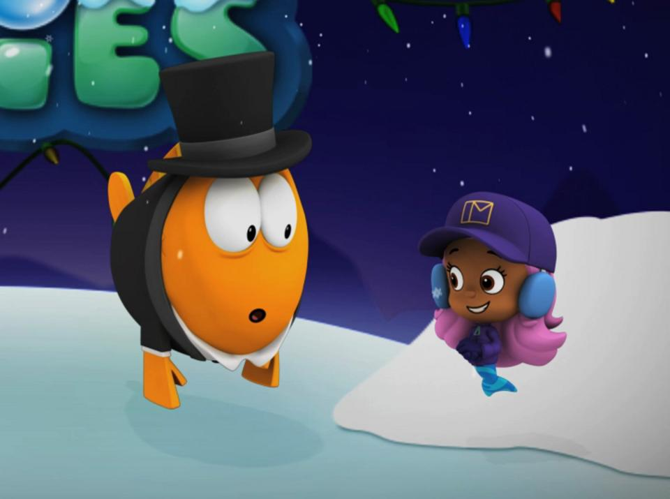 Bubble guppies holiday special on vimeo