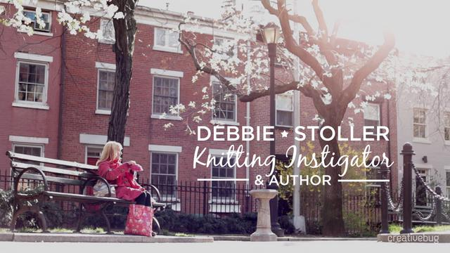 Debbie Stoller Trailer on Creativebug