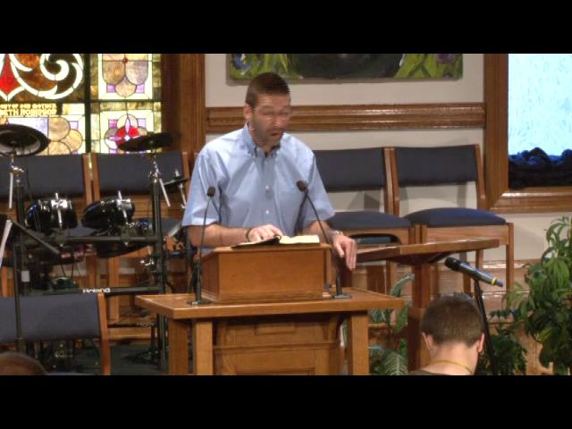 Doing Without Thinking - June 7, 2012 Sermon