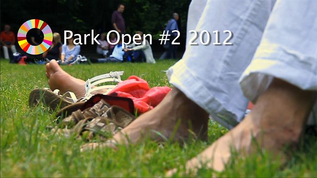Park open - Ronde weide - Sonsbeek
