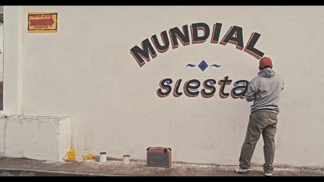 """""""Siesta"""" Comedy Central"""