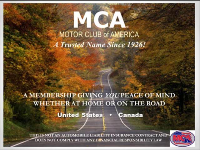Armchairmillionaire Motor Club Of America