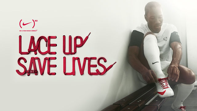 Lace Up, Save lives