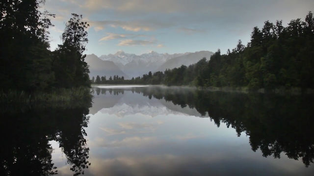 Aotearoa - A journey through New Zealand