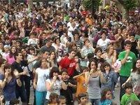 Flash Mob Lazkaon
